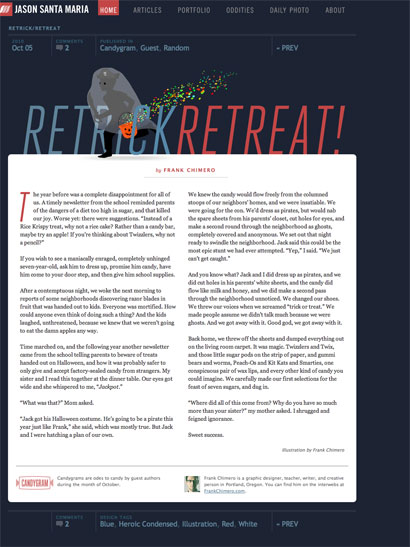 Retrick/Retreat